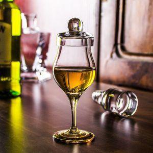 Kieliszek do whisky szklany Amber Glass