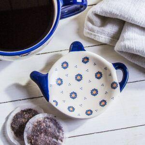 Podkładka ceramiczna do herbaty