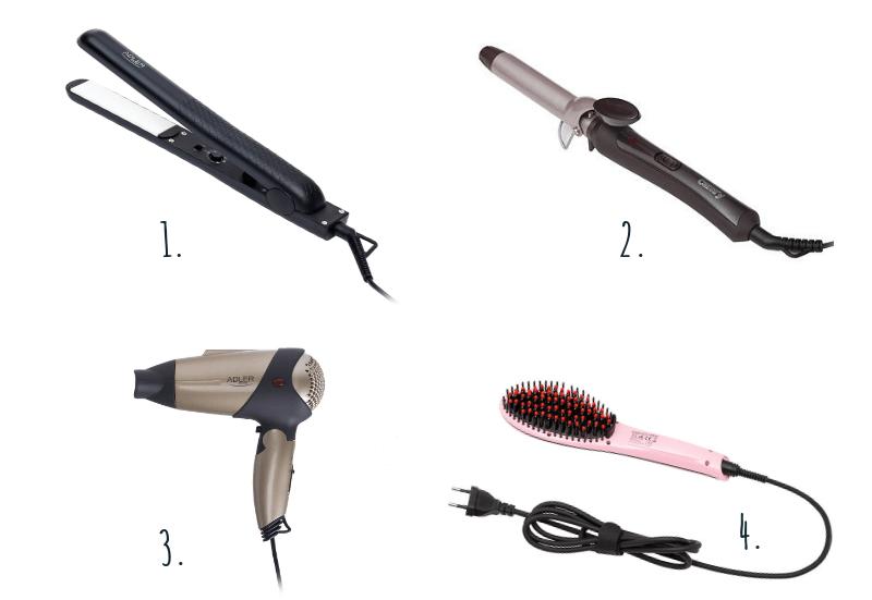 Akcesoria do włosów - prezent dla mamy do 50 zł