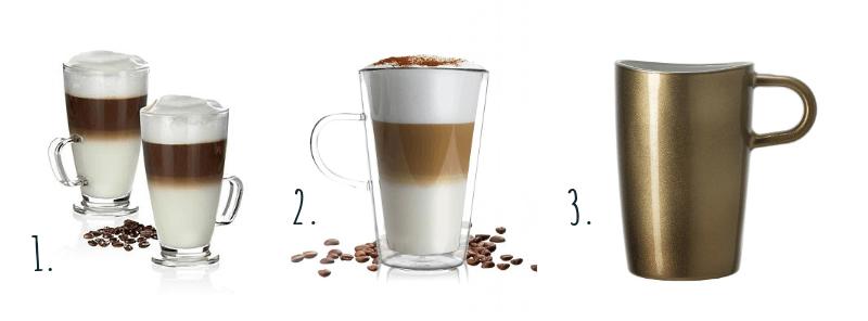Szklanki do latte na prezent dla mamy