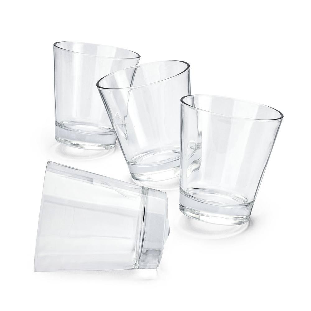 Szklanki do whisky bujające się Sagaform