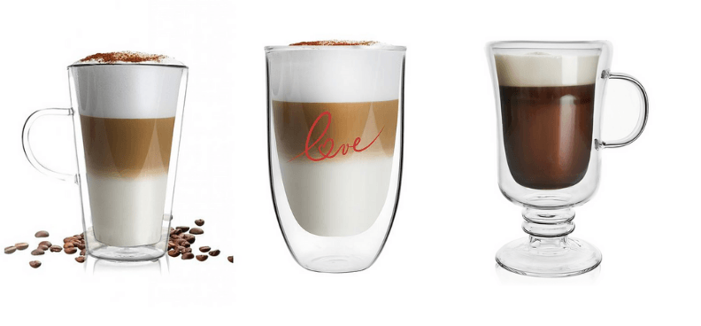 Szklanki termiczne do latte