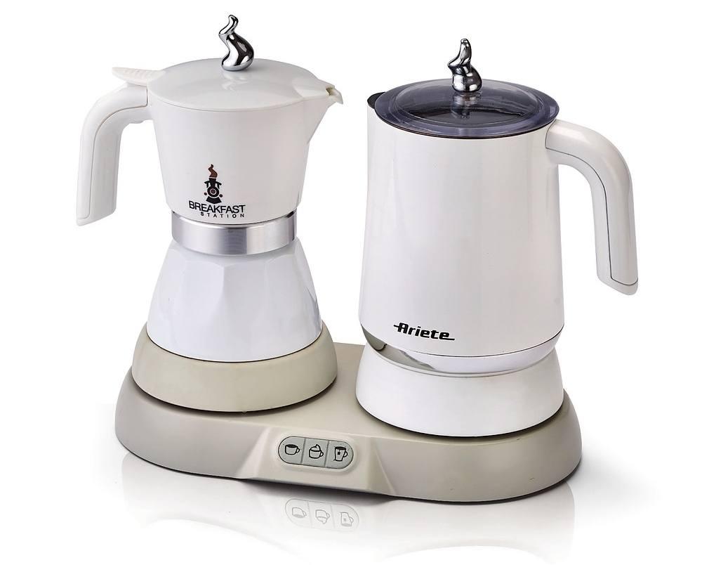 Kawiarka elektryczna ze spieniaczem Ariete