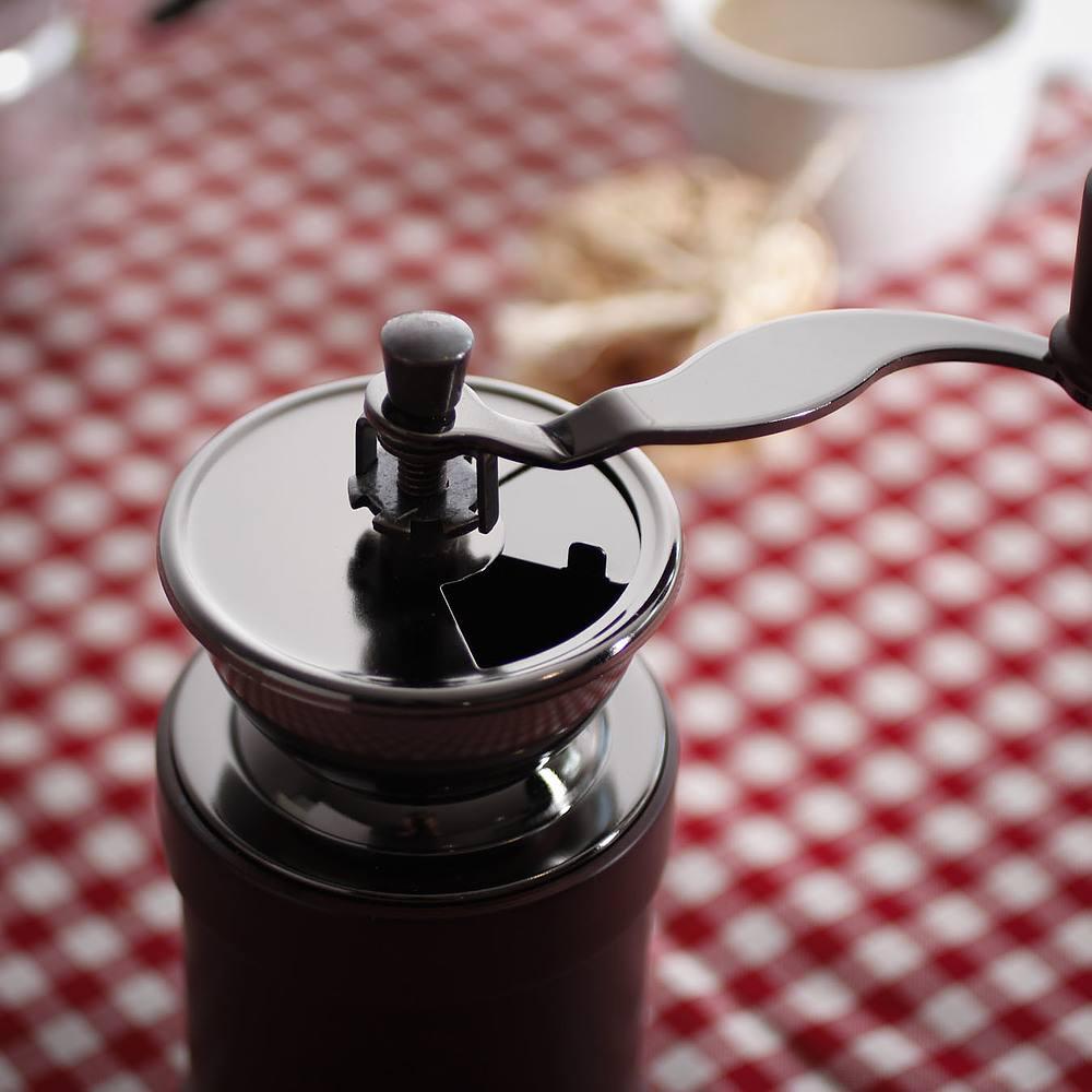 Ręczny młynek do kawy Zest For Life