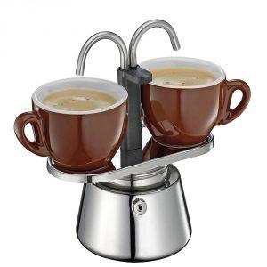 Kawiarka stalowa ciśnieniowa Cilio Caffettiera