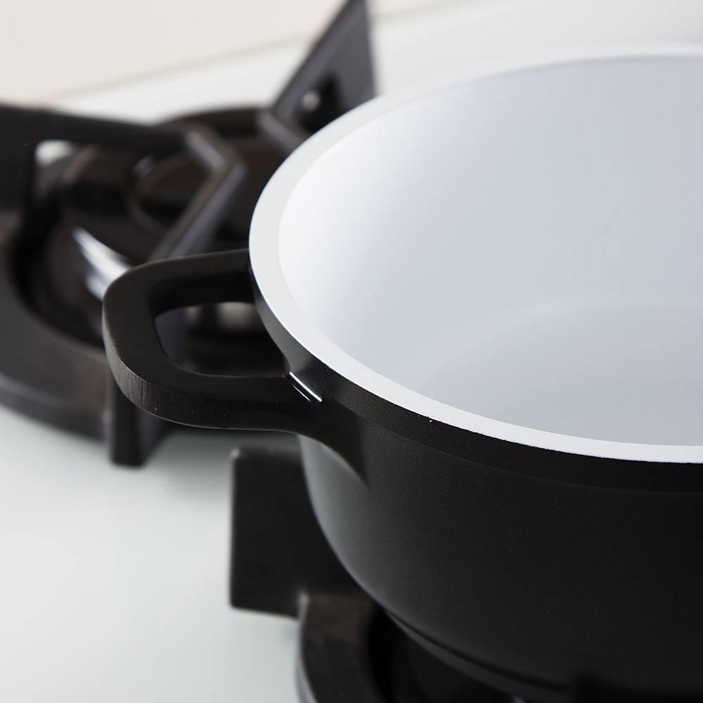 Garnek z powłoką ceramiczną