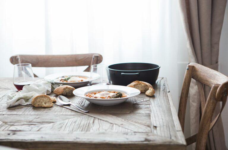 Dodatki rustykalne do kuchni