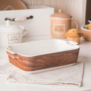 Naczynie żaroodporne ceramiczne Happy Home