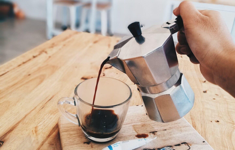 Najlepsze kawiarki – ranking kawiarek na gaz i indukcję