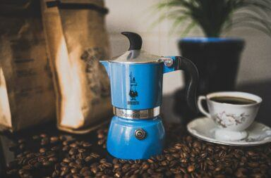 Ciekawe modele kawiarek - przegląd