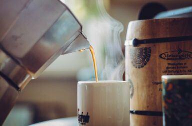 najlepsza kawiarka elektryczna