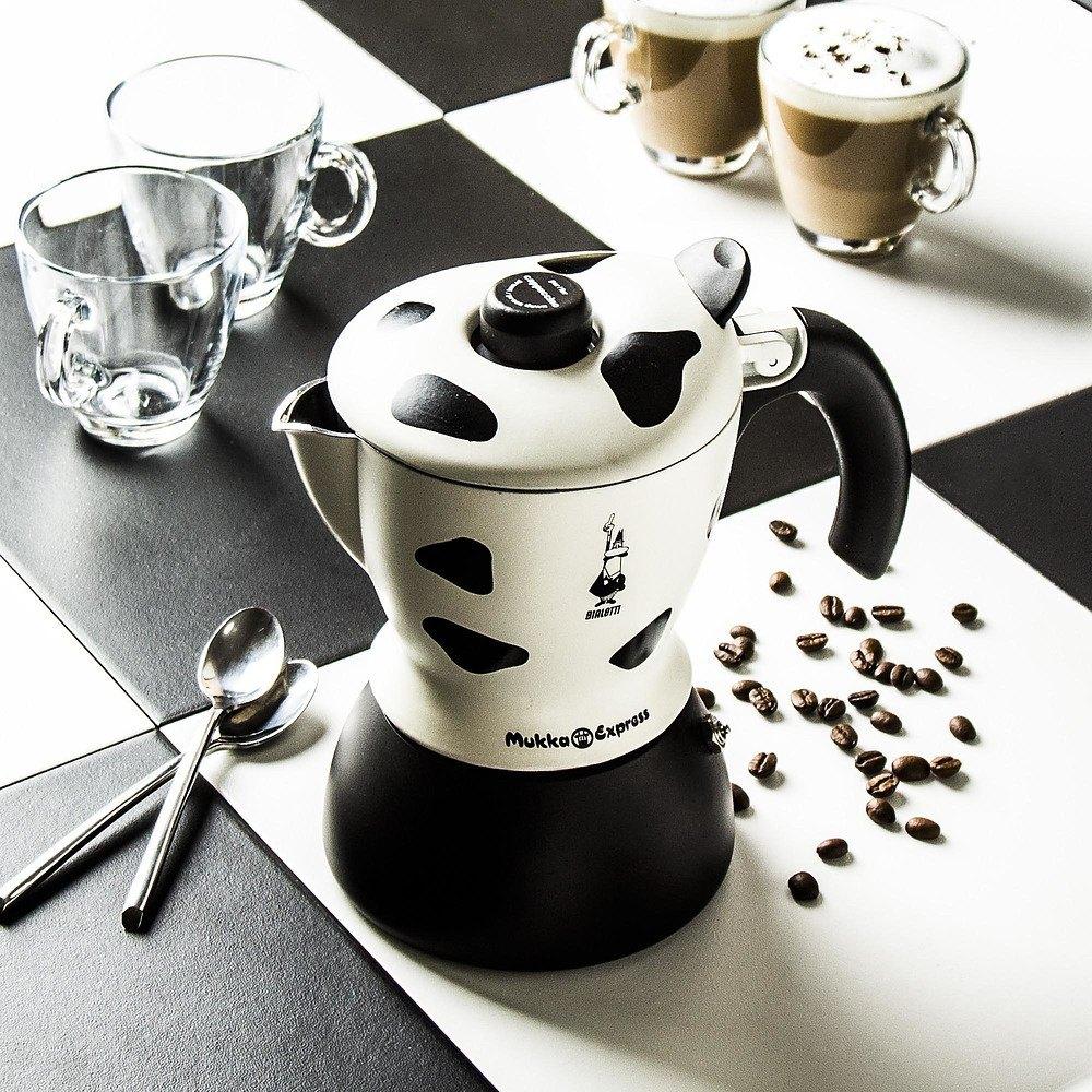 Kawiarka do cappuccino Bialetti Mukka