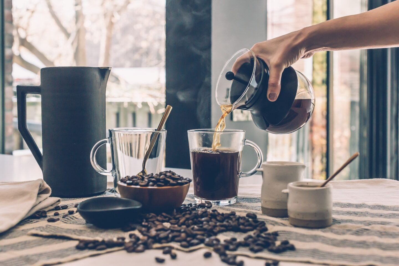 6 stylowych zaparzaczy do kawy, które skradną Twoje serce