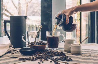 Stylowe zaparzacze do kawy