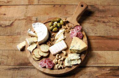 Jak podawać sery na stół?