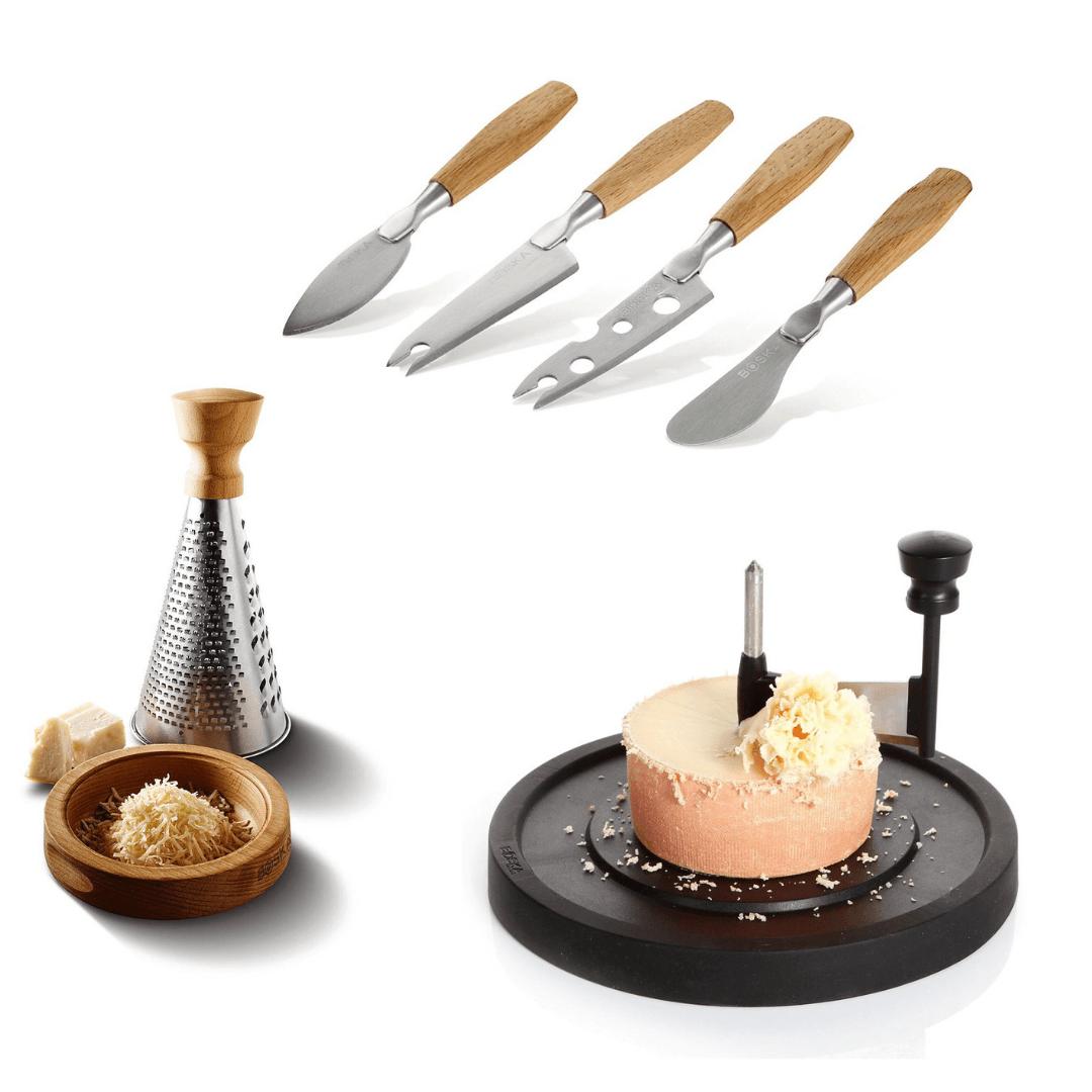 Noże do serów BOSKA