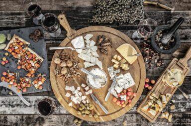 Deski do serów BOSKA - przegląd modeli