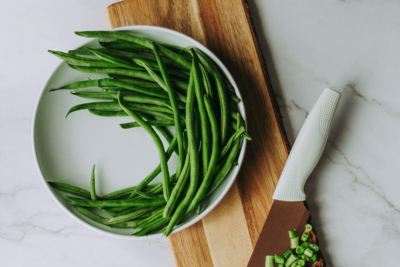 Ile czasu gotować fasolkę szparagową w szybkowarze?