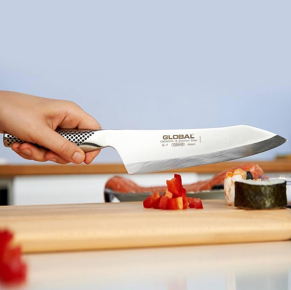 Nóż Deba marki Global