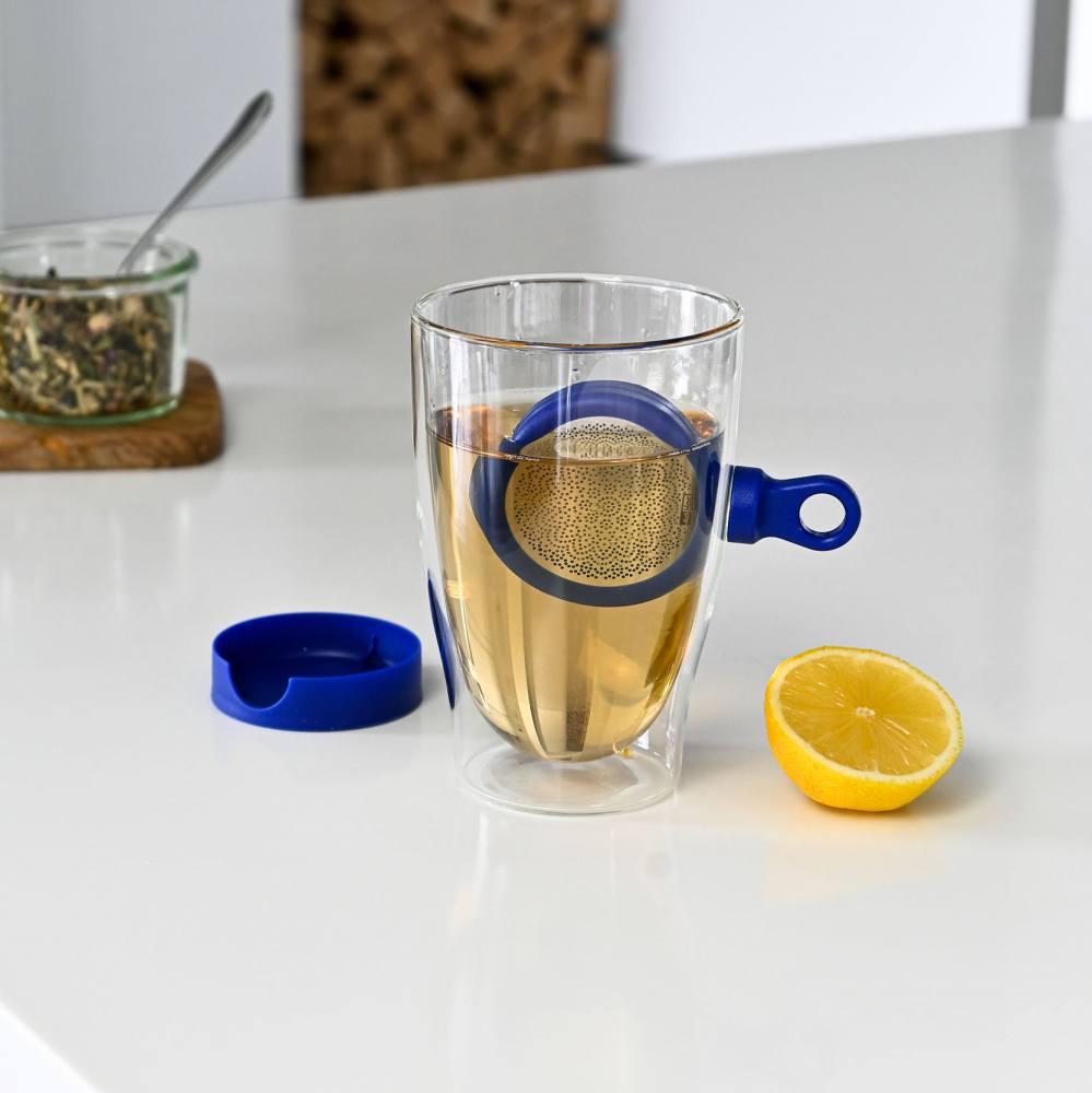 Zaparzacz do herbaty magnetyczny Adhoc Magtea