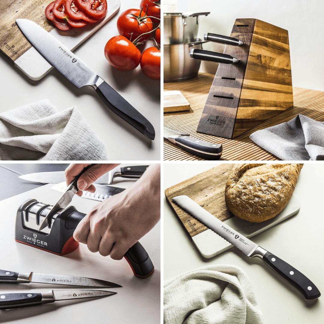 Noże kuchenne Zwieger