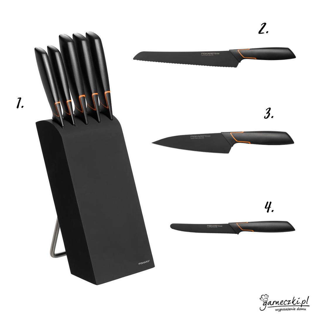 Noże Fiskars Edge