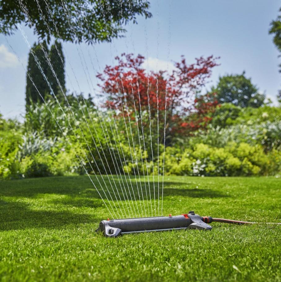 Zraszacz ogrodowy Gardena Aquazoom