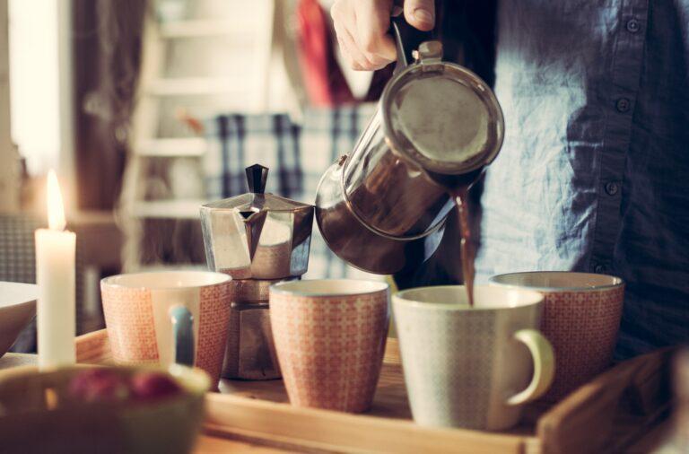 Jak parzyć kawę we włoskim stylu