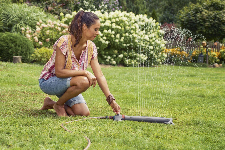Zraszacze ogrodowe – jakie wybrać? Przegląd najciekawszych modeli Gardena