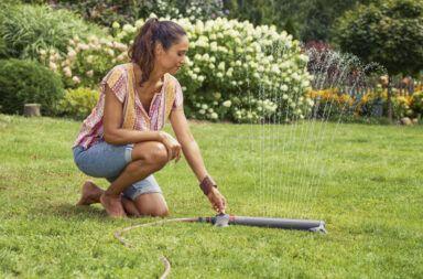 Zraszacze ogrodowe Gardena - jakie wybrać?