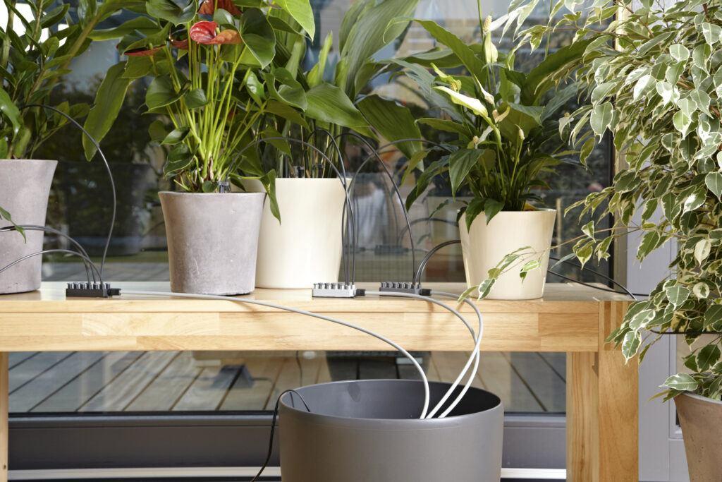 System nawadniający Gardena