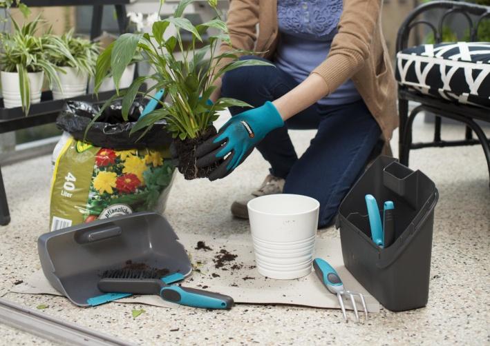 Zestaw narzędzi ogrodniczych Gardena
