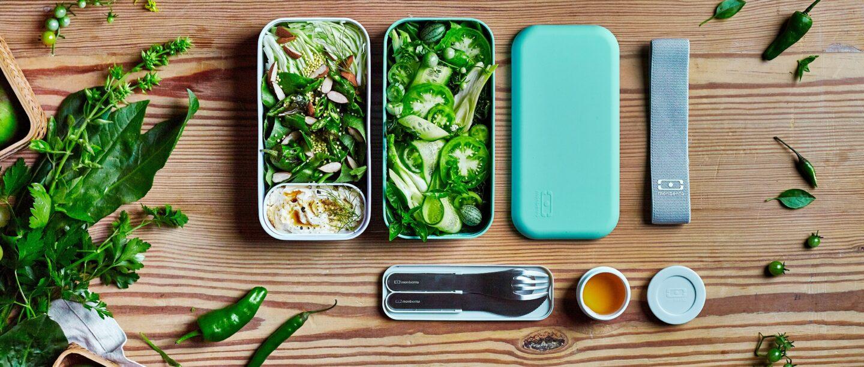 Less waste z Monbento, czyli pudełka i termosy na żywność