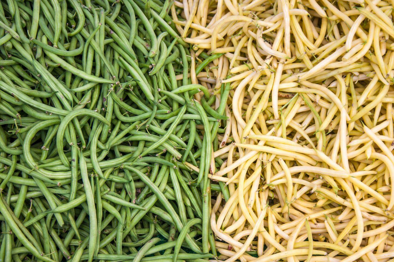 Jak zamrozić fasolkę szparagową?