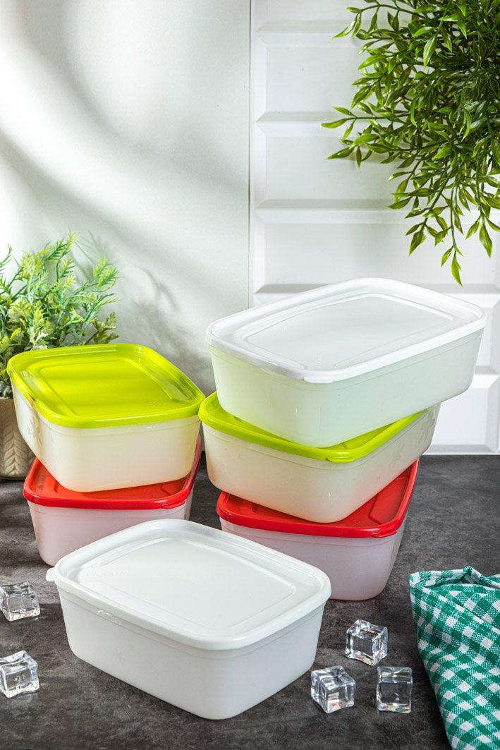 plastikowe pojemniki na żywność