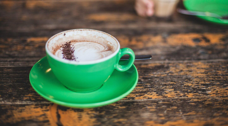 Ile kalorii ma kawa z mlekiem?