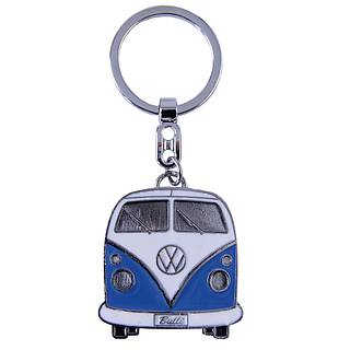 Brelok do kluczy metalowy VOLKSWAGEN COLLECTION BY BRISA GIFT NIEBIESKI