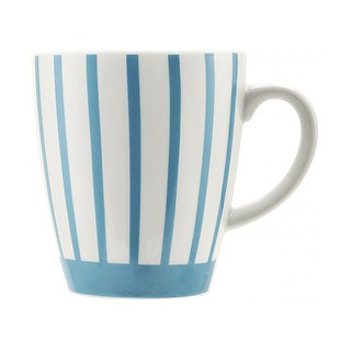 Filiżanka do kawy i herbaty porcelanowa BIALETTI POP BLUE WIELOKOLOROWA 170 ml