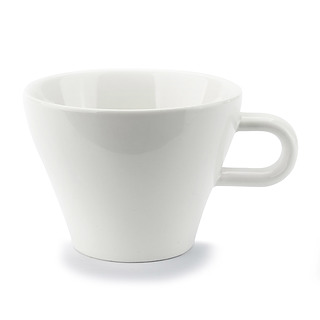Filiżanka do kawy i herbaty porcelanowa TESCOMA ALL FIT ONE BIAŁA 250 ml