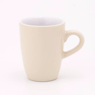 Filiżanka do espresso porcelanowa KAHLA PRONTO COLORE XL KOŚĆ SŁONIOWA 100 ml