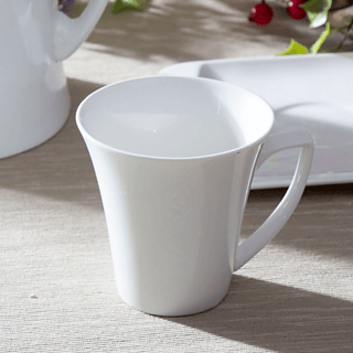 Filiżanka porcelanowa HOME DELUX QUATRE 190 ml