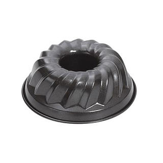 Forma do babki z tuleją metalowa MINI BABKA 10 cm