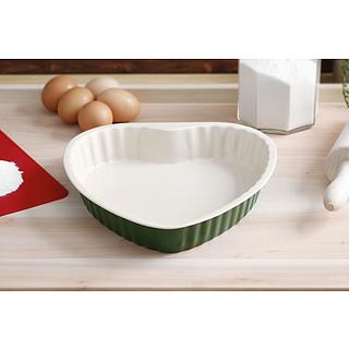 Forma do pieczenia GUARDINI GREEN BAKE SERCE 25 x 25 cm