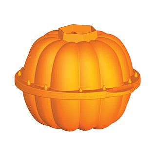 Forma silikonowa do pieczenia LEKUE PUMPKIN