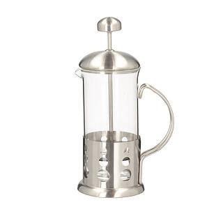 French press / Zaparzacz do kawy tłokowy szklany COFFEE MAKER 0,4 l