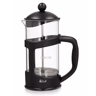 French press / Zaparzacz do kawy tłokowy szklany GRUNWERG EVERYDAY 1 l
