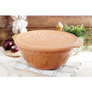 Gliniany komplet do pieczenia chleba MASON CASH TERRACOTTA