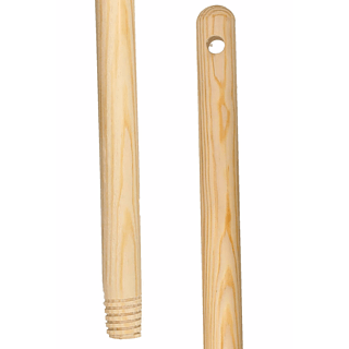 Kij do miotły lub mopa CLASSIC WOOD