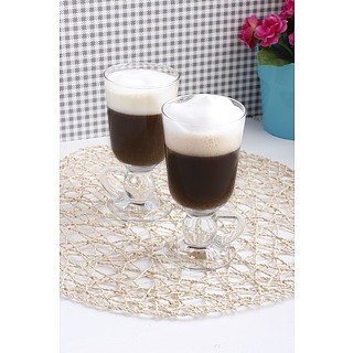 Komplet 2 szklanek do irish coffee PASABAHCE SLIM