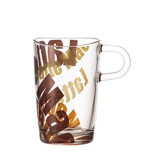 Kubek do latte macciato LEONARDO LOOP 370 ml